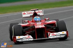 Fernando Alonso, Ferrari - GP Australia 16 March 2012