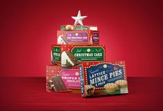 Morrisons Christmas 2014 on Packaging of the World - Creative Package Design Gallery