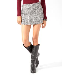 Pair with a deep red shirt and have the perfect Christmas outfit