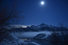 Vaterfjord Winter Wonderland, Mount Everest, Mountains, Nature, Travel, Instagram, Home, Voyage, Viajes