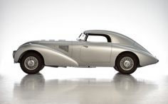 1938 Mercedes Benz 540K Streamliner® - Coches, Mercedes, 1938, Streamliner®