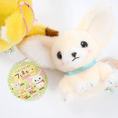 Feneky the Fennec Fox Osuwari Plush Collection (Ball Chain) 14