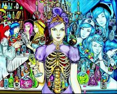 Ghost Town,Art By Imamachinist #GhostTownBand