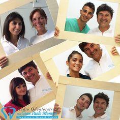 Il nostro team, una vera opera d'arte!  info@studiodentisticomontosi.it www.studiodentisticomontosi.it