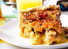 Kip Quiche | Kookmutsjes Apple Pie, Lasagna, Macaroni And Cheese, Snacks, Ethnic Recipes, Desserts, Quiches, Food, Raffaello