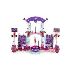 Klocki megabloks to nie tylko zwyczajne klocki, to także zabawki bardziej skierowane do dziewczynek, a przykładem jest ta zabawka