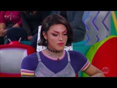 Pabllo Vittar se emociona no programa da Maisa | 01/06/2019 |