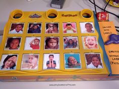 Cariboo Emotions Game 2   Love this idea for teaching emotions!!!