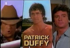 Patrick Duffy played Bobby Ewing - 327 ep. - 1978-1991 (except S9)
