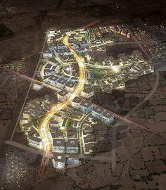SOM : Godrej Garden City