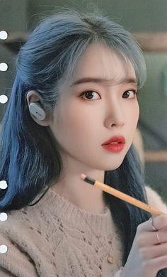 Pretty Korean Girls, Cute Korean Girl, Asian Girl, K Pop, Beautiful Girl Hd Wallpaper, Iu Twitter, Iu Fashion, Korean Actresses, Korean Celebrities