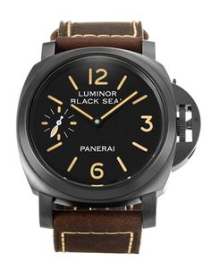 Pre-owned Limited Edition Panerai Luminor 8 Days Gents Automatic watch. Panerai Watches, Panerai Luminor, Limited Edition Watches, 8 Days, Automatic Watch, Rolex, Jewelry Accessories, Black, Jewelry Findings