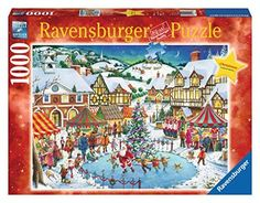 Joy of Christmas 1000 Pieces Christmas Puzzle by Ravensburger,