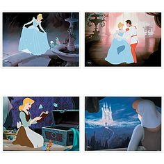 Pre-Order Diamond Edition 2-Disc Cinderella Blu-ray Combo Pack with FREE Lithograph Offer