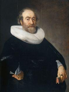 Bartholomeus van der Helst - Portret van Andries Bicker (1642)