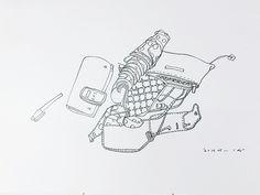효 - 드로잉 drawing