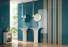 Room Painting Ideas Stripes | Vertical Stripes in Modern Interior Design, 25 Room Decorating Ideas