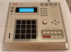 This is a used Akai MPC-3000. It has 32 MB of RAM, a new LCD display, and new pad sensor installed. OS version 3.11. All switches and inputs have been checked, as well as record and playback capabilities. | eBay!