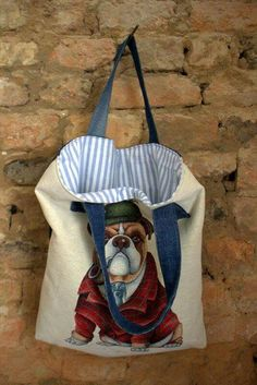 Torba DOG Second Life Upcycling Bags