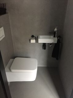 Toilet | Betonlook