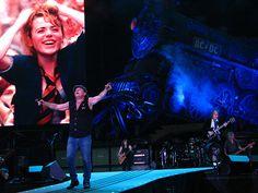 https://flic.kr/p/6zUTA5 | AC/DC London 2009 - Wembley Stadium - and their ecstatic fan | AC/DC Black Ice Tour 2009, London Wembley Stadium  check out more: www.frankwillphoto.de