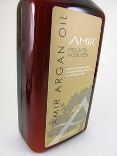 Amir #Argan Oil Moisturizer