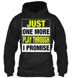 [Limited] Just One More... [Version: 2]  http://teespring.com/limited-just-1-more-v2