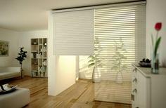 decoracion con telas para separar ambientes - Buscar con Google