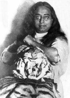 """There is a right solution to every problem. I have within me the wisdom and intelligence to see this solution and the courage and energy to carry it through. Each difficulty met on the path of life is a test to show you how far you have progressed. Recognize each experience as such.""   East-West Magazine 1933. #yogananda"
