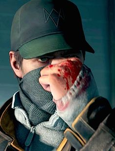 #Watch Dogs#Aiden Pearce