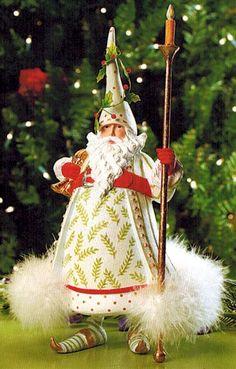 Krinkles Christmas Patience Brewster