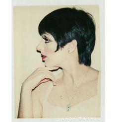 Image discovered by ohorabbit. Find images and videos about polaroid, andy warhol and Liza Minnelli on We Heart It - the app to get lost in what you love. Liza Minnelli, The Smiths, Eugene Atget, Elvis Costello, Joe Strummer, Mick Jagger, Alfred Hitchcock, Arnold Schwarzenegger, Andy Warhol Portraits