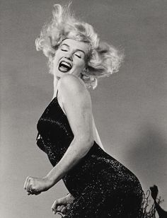 Marilyn Monroe. Photo by Philippe Halsman, 1959.