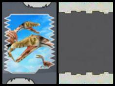 Image - 1.35 Trío Velociraptors.jpg - Dinosaur King - Wikia