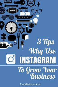 3 Tips Why Use Instagram to Grow Your Business. #marketingtips #socialmediatips #howto
