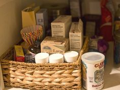 A Real Woman's Guide to Organizing Your Pantry (No Crazy Labeling Required)