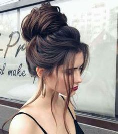 hair looks hairstyles \ hair looks . hair looks hairstyles . hair looks color . hair looks medium . hair looks 2020 . hair looks hairstyles medium lengths . hair looks for prom . hair looks curly Prom Hairstyles For Short Hair, Diy Hairstyles, Hairstyles 2018, Hairstyle Ideas, Hair Ideas, Perfect Hairstyle, Holiday Hairstyles, Latest Hairstyles, Long Haircuts