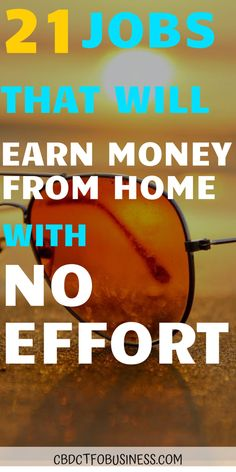 Are you on the lookout for legitimate work from home jobs? Do you wish to increase your income while enjoying family-time? Then you've landed in the right spot please check out our 21 super popular work from home jobs. Earn Money From Home, Way To Make Money, Online Job Opportunities, List Of Jobs, Work From Home Moms, Online Work, Affiliate Marketing, Online Business, Business Quotes