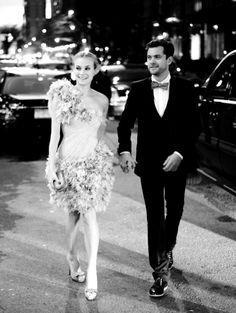 love Josh & Diane. #blackandwhite #photography #fashion #love