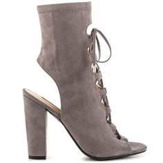Laila+2+-+Gray+Fabric+by+Guess+Footwear