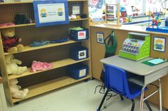 Build a bear in the dramatic play! :)
