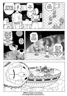 A really strange tournament! - Page 12 - Dragon Ball Multiverse #SonGokuKakarot