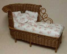 Victorian Chaise