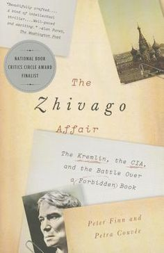 """The Zhivago Affair is the dramatic, never-before-told story—drawing on newly declassified files—of how a forbidden book became a secret CIA weapon in the ideological battle between East and West. Petra, New Books, Books To Read, New York Journal, Story Drawing, Book Drawing, Dr Zhivago, Custom Writing, Reading Challenge"