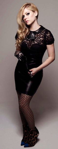 L'aria retrò di Avril Lavigne