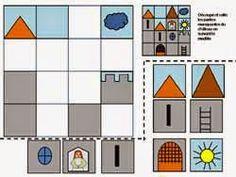 Psicopedagogia Salvador: Fichas lúdicas para trabalhar percepção visual e o...