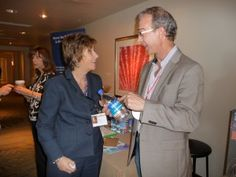 AquaNew #water company recently attended the Positive Aging Conference in #Sarasota, Florida
