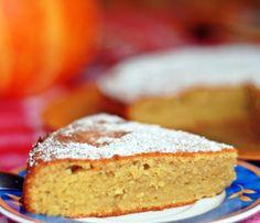 Ciasto dyniowe w sam raz na jesień!