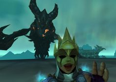 #selfie #warcraft (needs no caption haha)