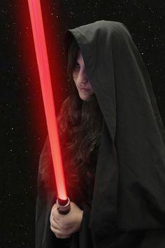 Sith :D - Naida no Yume(Naida) Sith Apprentice Cosplay Photo - Cure WorldCosplay
